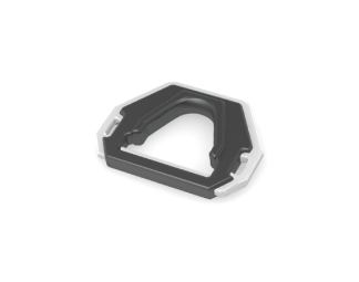 MetAstics™_ X - Tech Pentagon Ring