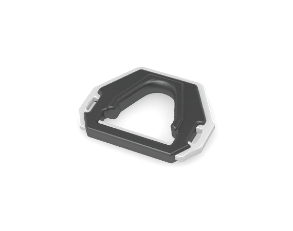 MetAstics™ Collection_ X - Tech Pentagon Ring