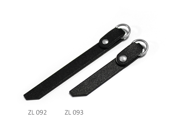 Long And Short Strap Zipper Puller With O-Ring
